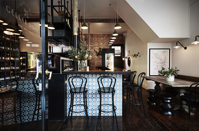 Interior Design Geelong | Wine Bar Interior Design - Bloom